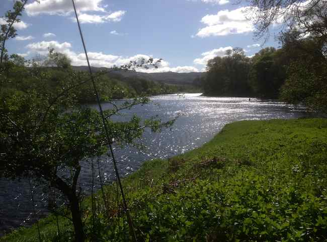 Come For A Healthy Dose Of Scottish River Therapy
